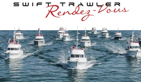 Swift Trawler Rendezvous 2017 - Ancasta