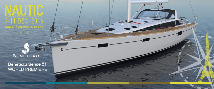world-premier-beneteau-sense-51-at-the-paris-boat-show