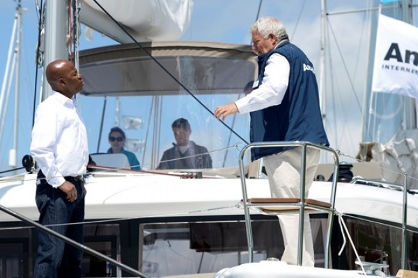 Portsmouth Multihull Boat Show - Ancasta Events