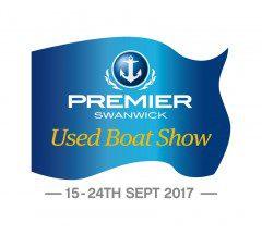 Swanwick Used Boat Show Logo 2017