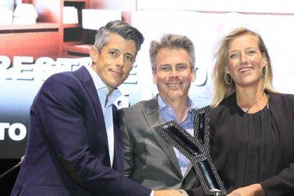 Prestige Wins Best Layout Award - Ancasta