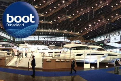 Boot Dusseldorf Boat Show