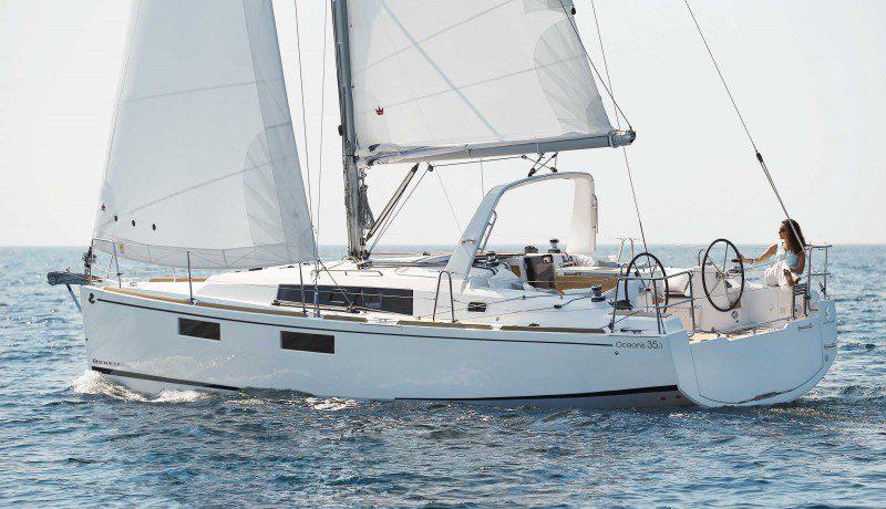 Beneteau Sail  35.1