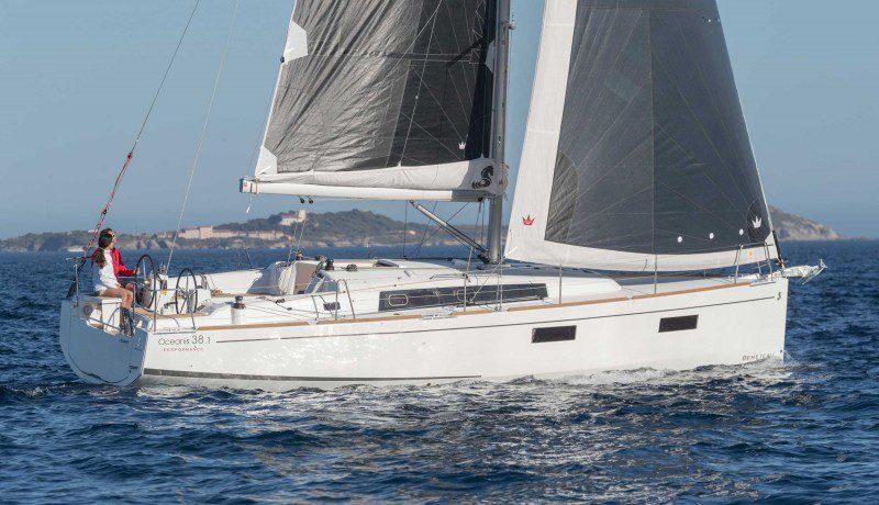 Beneteau Sail  38.1