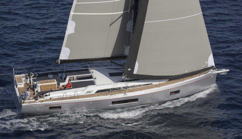 Beneteau Sail  51.1