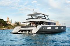 Lagoon 630 Motor Yacht stern
