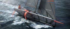 Development of Foiling Sailboats - Figaro 3 - Ancasta
