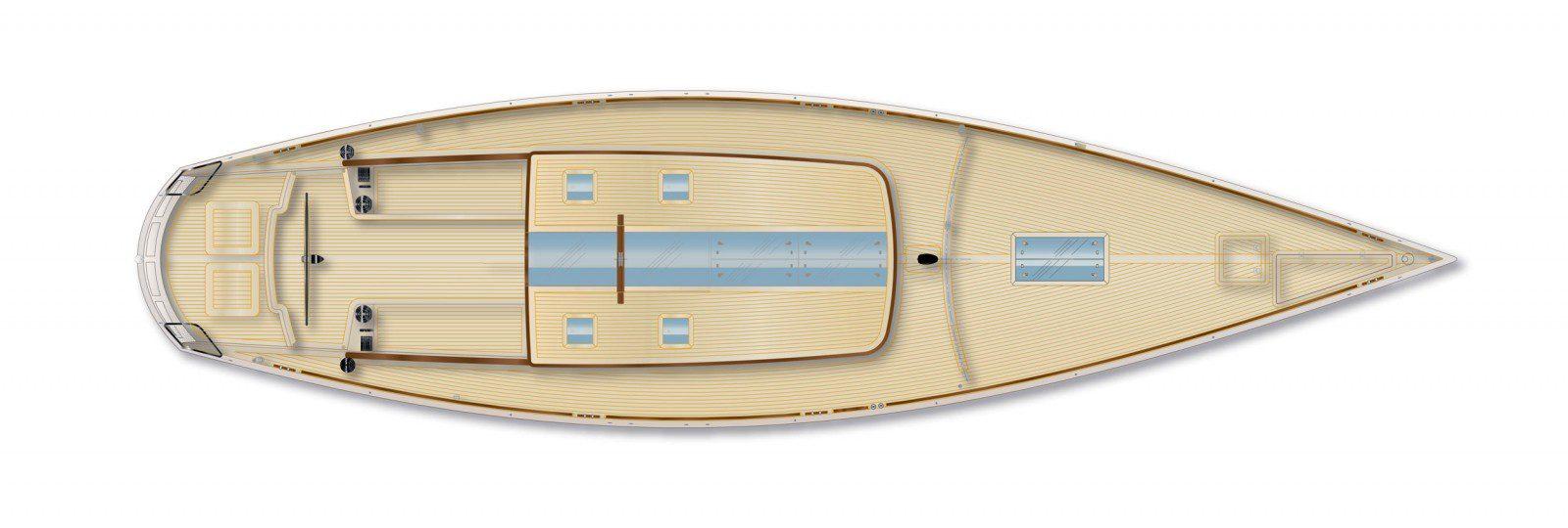 McCONAGHY classic 57 deck plan