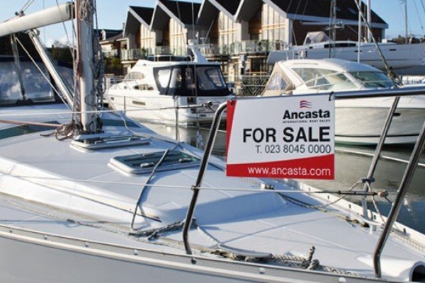 Selling a Boat - Preparation - Ancasta