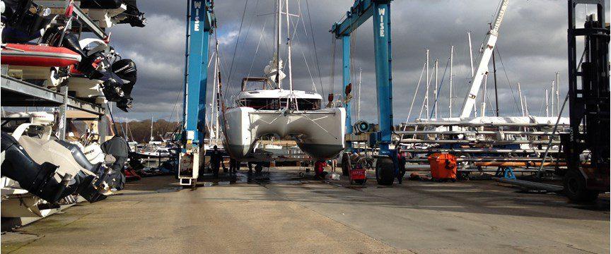 Yacht Commissioning - Ancasta