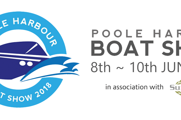 poole harbour boat show 2018-logo