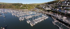 Dartmouth Marina - Dartmouth cruising Guide - Ancasta
