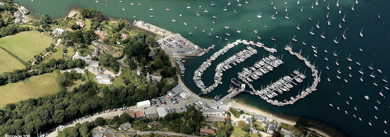 Mylor Cruising Guide - Ancasta