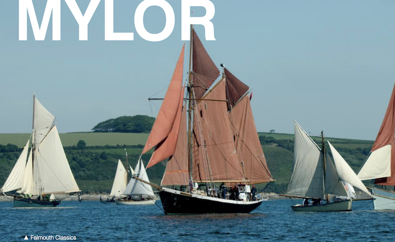 Mylor Events - Classics - Ancasta Cruising Guides