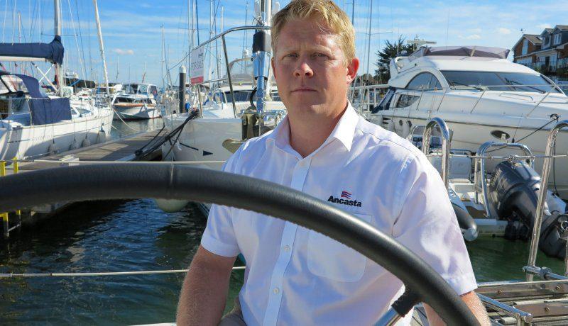 Stuart Brotherton Beneteau Brand Manager