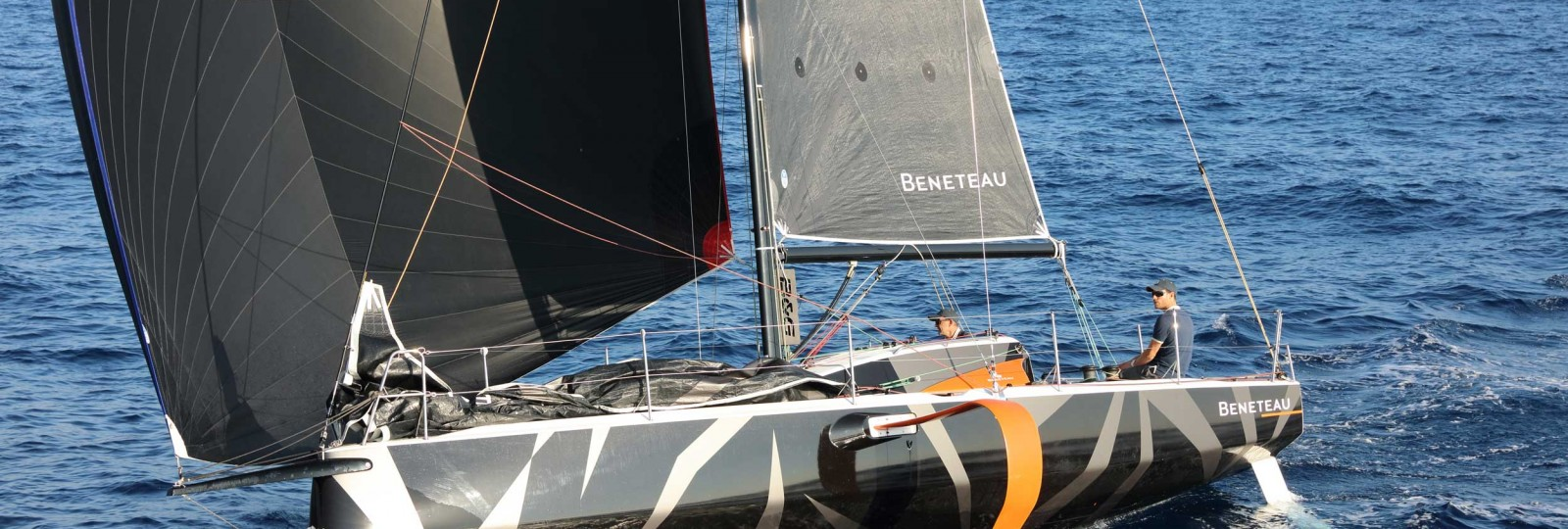 High Performance Sails - Beneteau Figaro 3 - Ancasta International Boat Sales
