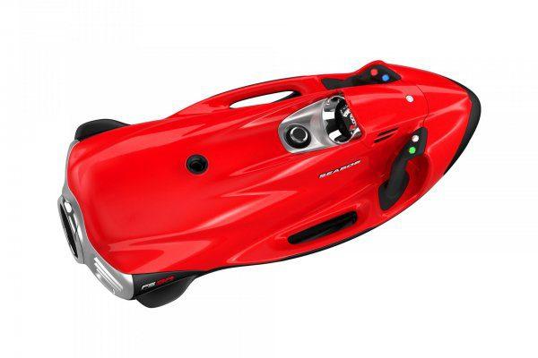 SEABOB F5SR Ixon Red