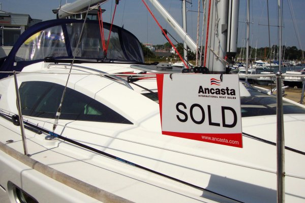 Ancasta sold sign