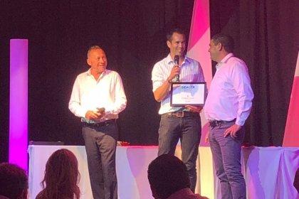 Prestige dealer of the year award