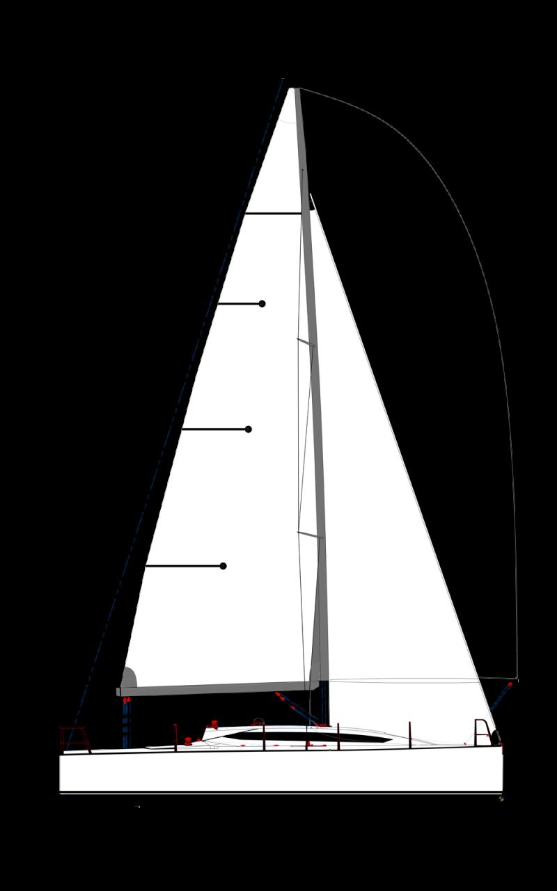McCONAGHY KER Range Line Drawing