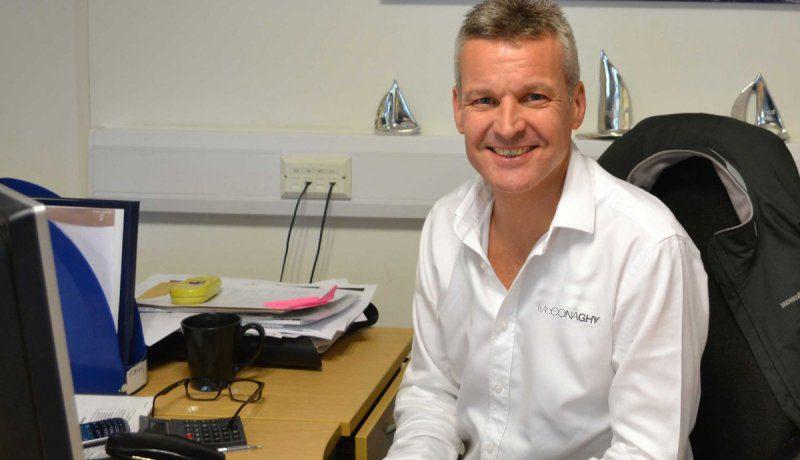 Graham Laver McConaghy Brand Manager