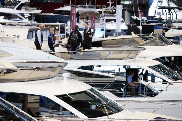 Dusseldorf Boat Show