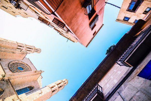 Barcelona Architecture - Barcelona Cruising Guide - Ancasta