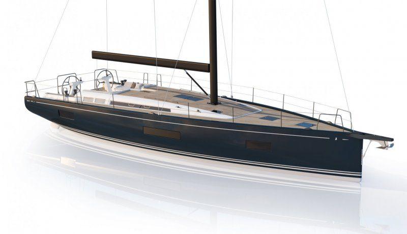 Beneteau Sail  First Yacht 53