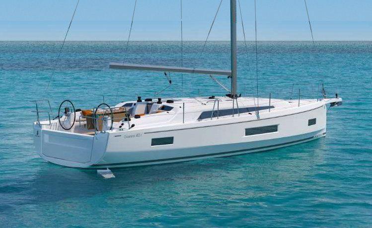 Beneteau Sail  40.1