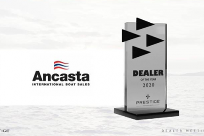 Prestige Dealer of the Year 2020