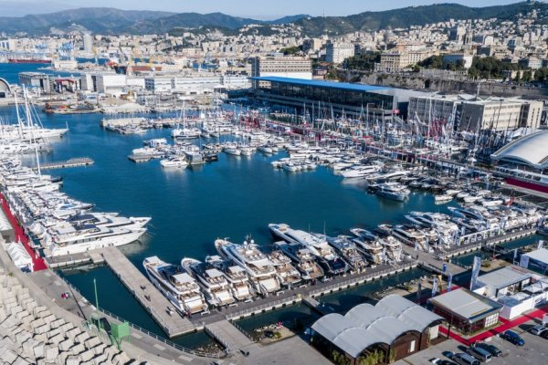 Genoa Boat Show 2020