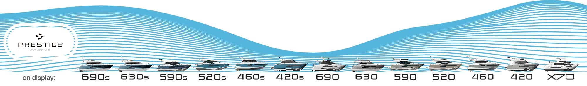 Prestige line up 2021