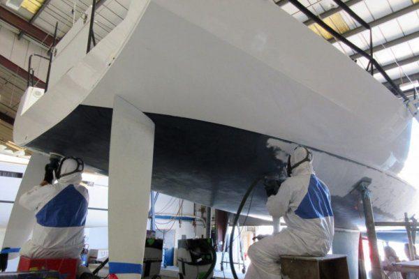 antifoul ancasta yacht services