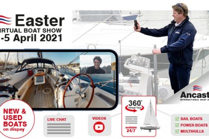 Easter Virtual Boat Show 21