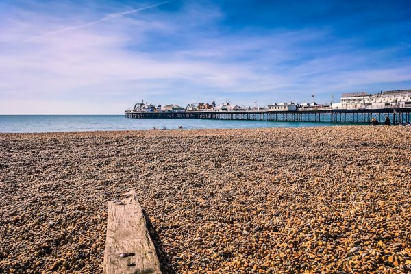 Ancasta Office Brighton - Beach and Pier