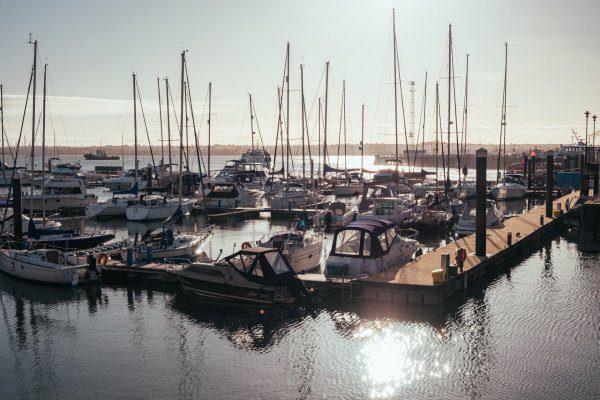 Southampton Marina - Ancasta