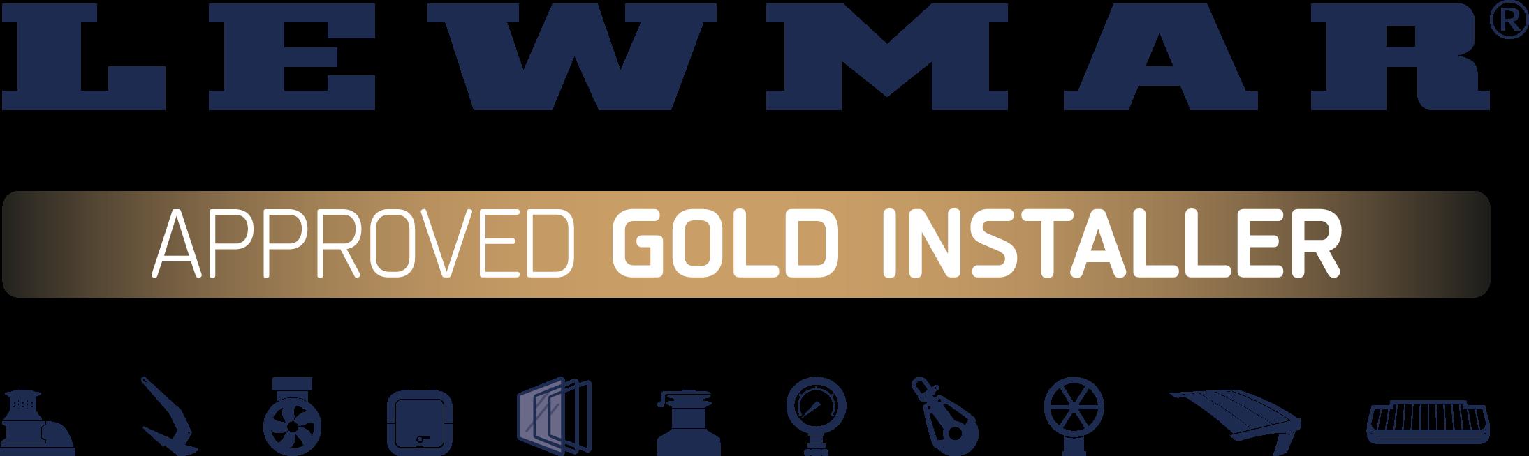 Lewmar Approved Gold Installer