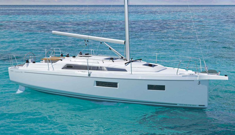 Beneteau Sail  34.1
